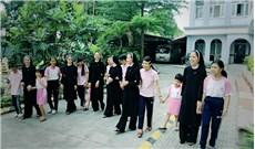 Trung tâm khiếm thị Nhật Hồng kỷ niệm 20 năm thành lập