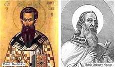 Thánh Cả Basil và Grêgôriô Nazianzen
