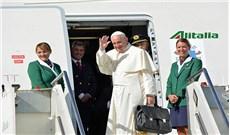 """Huyền thoại chuyên cơ """"Mục tử Một"""" của Giáo hoàng"""