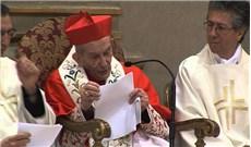 Hồng y Loris Francesco Capovilla mừng 100 tuổi