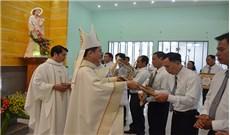 Thánh lễ kỷ niệm 3 năm thành lập giáo xứ Thới Hòa