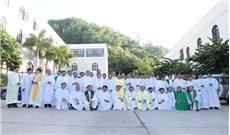 Hội ngộ linh mục Khóa III ĐCV Thánh Giuse Sài Gòn