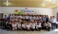 Caritas Phan Thiết họp mặt năm 2015