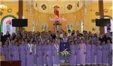 Mến Thánh Giá Tại Thế Búng kỷ niệm 15 năm thành lập