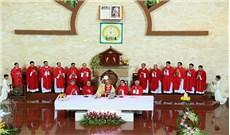 Giáo xứ Đồng Tiến Mừng bổn mạng và ban bí tích Thêm Sức