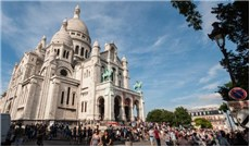 Các Thánh đường nổi tiếng ở Pháp: VƯƠNG CUNG THÁNH ĐƯỜNG  THÁNH TÂM CHÚA GIÊSU (P1)