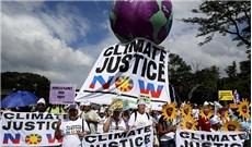 Giáo hội chống biến đổi khí hậu