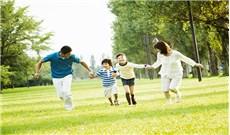 Cho nhau thời gian trong gia đình