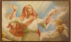 Đức Maria và niềm hy vọng của Ít-ra-en