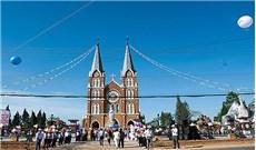 Giáo xứ Thánh Mẫu, hạt Bảo Lộc GP Đà Lạt cung hiến thánh đường