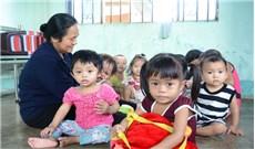 Ba nữ tu và những đứa trẻ Châu Ro