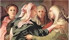Cuộc viếng thăm của Đức Maria