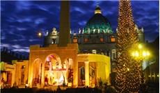 Vatican đón Giáng Sinh