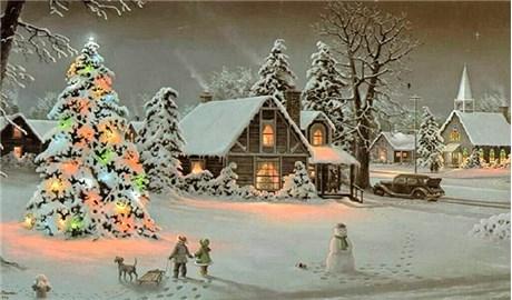 Chúc Noel thời công nghệ số