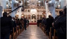 Thánh đường mới tại Damascus