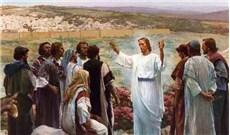 Hiệp thông với Chúa Giê-su cầu nguyện