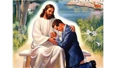 Dịp tết gặp gỡ Chúa