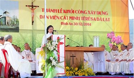 Giáo hội Việt Nam sắp có Đan viện Cát Minh thứ 5