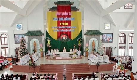 Giáo xứ Tân Thái Sơn kỷ niệm 60 năm thành lập
