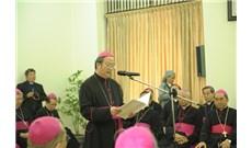 Diễn văn chào mừng của Đức TGM Phaolô Bùi Văn Đọc – Chủ tịch Hội đồng Giám mục Việt Nam