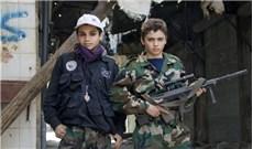 Thảm trạng trẻ em ở Trung Đông