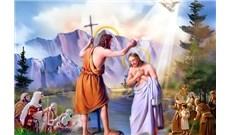 Phép rửa đang rửa nhiều môn đệ chúa tại việt nam hôm nay