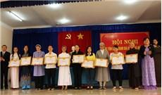 Hội nghị các tôn giáo tham gia giáo dục Mầm Non lần đầu tiên