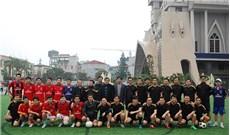 Sân bóng Tòa Giám mục