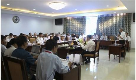 Ủy ban Loan báo Tin Mừng họp thường niên