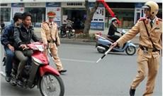 Đề xuất tăng mức phạt vi phạm giao thông