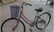"""""""Gặp"""" lại chiếc xe đạp cũ"""