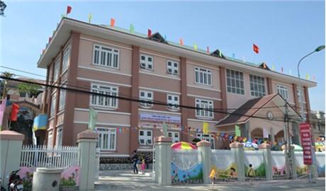Khánh thành Trường Mầm Non Thăng Long
