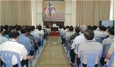 Khóa thường huấn linh mục 2015