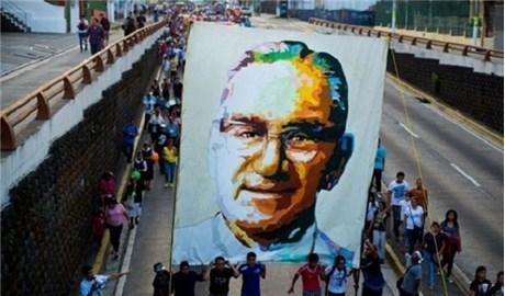 Đức Tổng Giám mục Oscar Romero, được phong Chân phước
