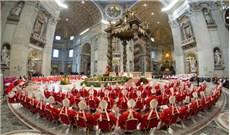 Vương cung thánh đường Thánh Phê-rô (P2)