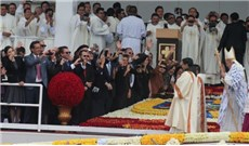 Cuộc viếng thăm của Đức Thánh Cha tại ba nước Ecuador, Bolivia và Paraguay