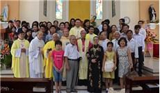 Đức cha G.B Bùi Tuần kỷ niệm 60 năm linh mục