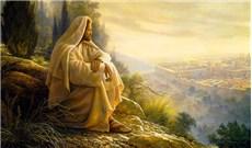 Chúa Giêsu thương tiếc thành đô