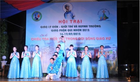 Hướng về ngày lễ Chân phước Anrê Phú Yên