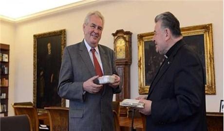 Nhà nước Tiệp trả lại tài sản cho Giáo hội