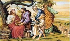 """Đồng cảm về """"phép nhân"""" của Chúa"""