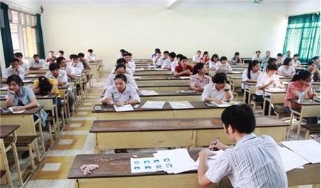 Nhìn từ kỳ thi