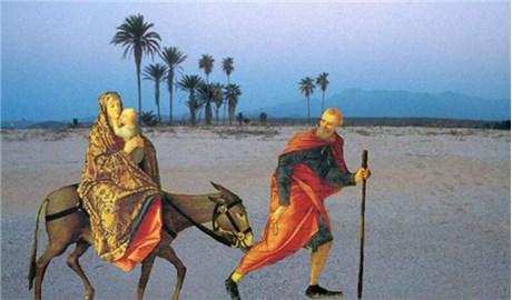 Thánh Giuse bên Ai Cập
