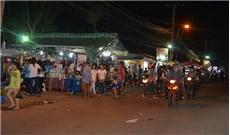 Chợ đêm làng đại học