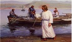 Thưa Chúa, xin dùng thuyền của con