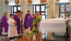 Lễ giỗ 10 năm linh mục nhạc sư Tiến Dũng