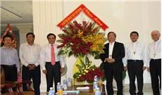 Quyết định thành lập Học viện Công giáo Việt Nam