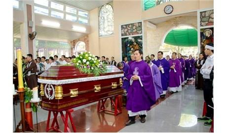 Công giáo và Dân tộc nhớ Cha Nguyễn Hồng Giáo
