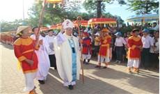 Hơn 60.000 người về với Mẹ La Vang