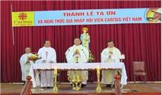 Tổng giáo phận Huế: Ban Bác ái Xã hội gia nhập Caritas Việt Nam